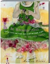 De Bloemenprinses ziet het liefst rood, oranje, paars en geel met blauwe stippen en een roze randje