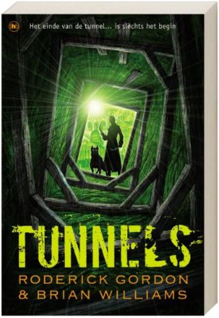 Tunnels - Een spannende zoektocht die je dieper en dieper in de aarde meeneemt!