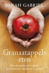 Granaatappels eten