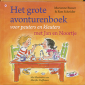 Het grote avonturenboek voor peuters en kleuters met Jan en Noortje