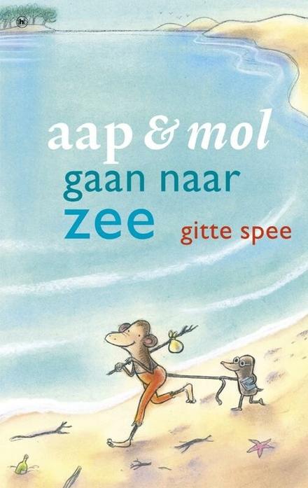 Aap & mol gaan naar zee