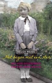 Het begon met een ster : het oorlogsdagboek van een Joods meisje