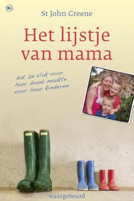 Het lijstje van mama : dat ze vlak voor haar dood maakte voor haar kinderen