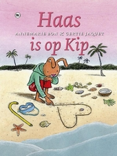 Haas is op kip