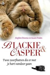 Blackie & Casper : twee zwerfkatten die er met je hart vandoor gaan