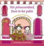 Het prinsessenboek : feest in het paleis