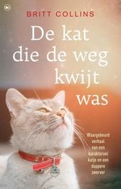 De kat die de weg kwijt was : waargebeurd verhaal van een karaktervol katje en een dappere dakloze