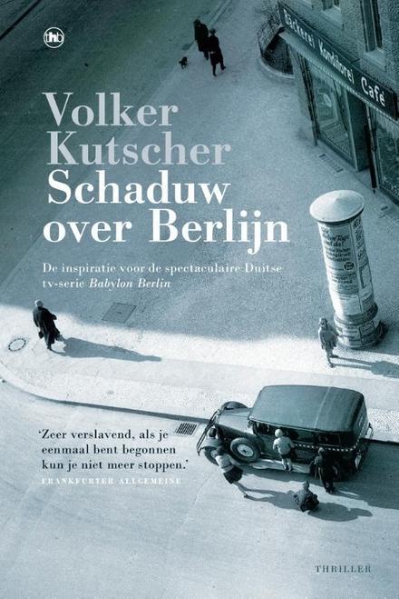 Schaduw over Berlijn - Babylon Berlin