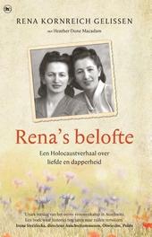 Rena's belofte : een holocaustverhaal over liefde en dapperheid
