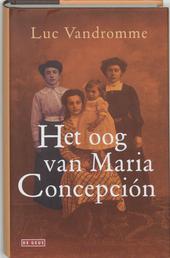 Het oog van Maria Concepción