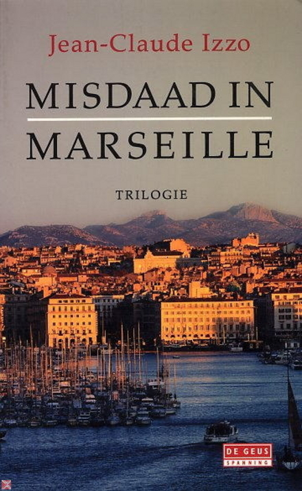 Misdaad in Marseille : trilogie - Total Kheops-Chourmo-Solea