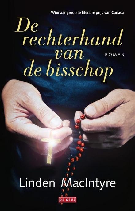 De rechterhand van de bisschop