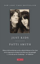 Just kids : de geschiedenis van een vriendschap