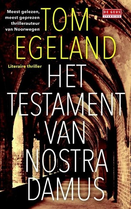 Het testament van Nostradamus