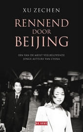 Rennend door Beijing