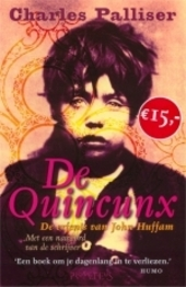 De quincunx : de erfenis van John Huffam