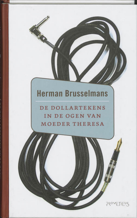 De dollartekens in de ogen van Moeder Theresa