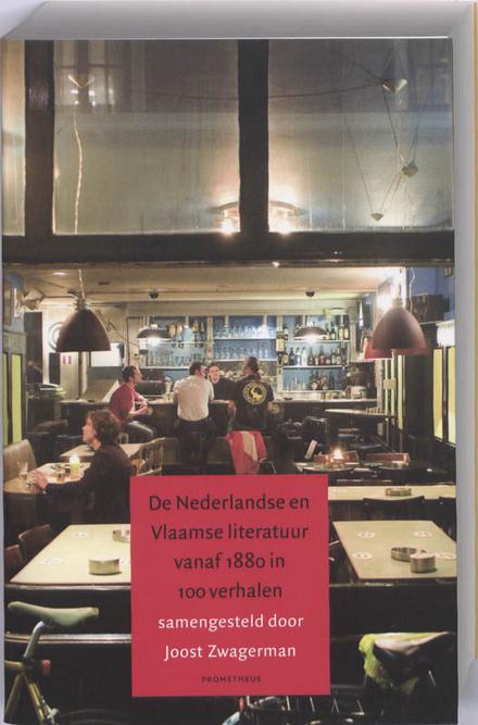 De Nederlandse en Vlaamse literatuur vanaf 1880 in 100 verhalen