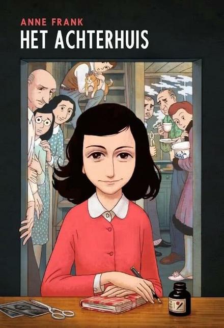 Het achterhuis / in de bewerking van Ari Folman ; ill. David Polanski ; [oorspronkelijke auteur] Anne Frank ; storyboard Yoni Goodman ; gebaseerd op de editie van Mirjam Pressler - Een beroemde klassieker prachtig in beeld gebracht