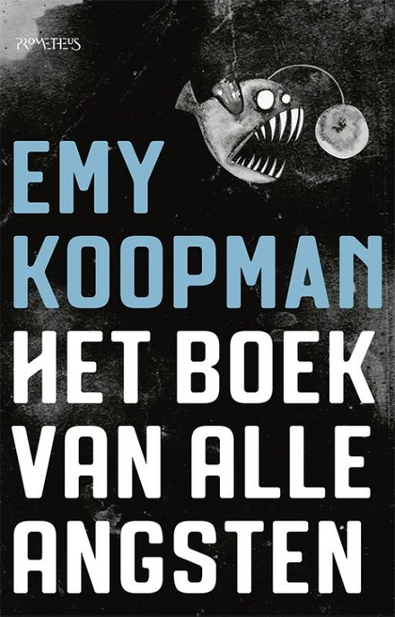 Het boek van alle angsten - Sterke dystopie