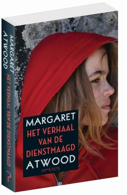Leestip foto van: Het verhaal van de dienstmaagd | Een boek van Margaret Atwood