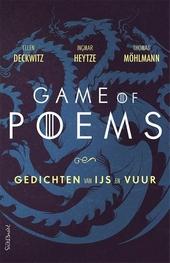 Game of Poems : gedichten van ijs en vuur