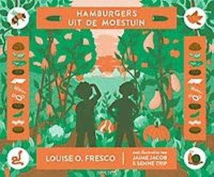 Hamburgers uit de moestuin
