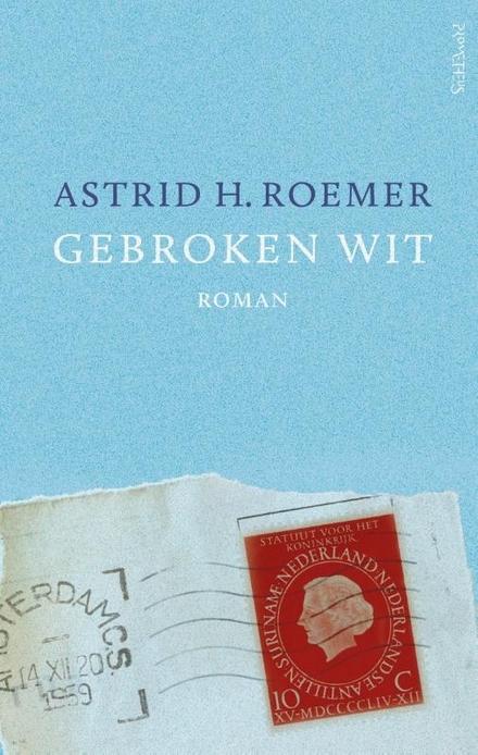 Gebroken wit / Astrid H. Roemer - huidskleur was  leidend