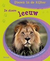 De stoere leeuw