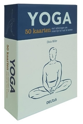 Yoga 50 kaarten met oefeningen om innerlijk tot rust te komen