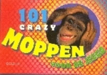 101 crazy moppen voor de jeugd
