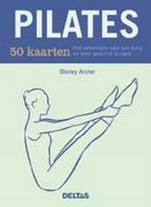 Pilates 50 kaarten met oefeningen voor een lenig en mooi gevormd lichaam