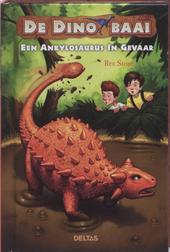 Een Ankylosaurus in gevaar