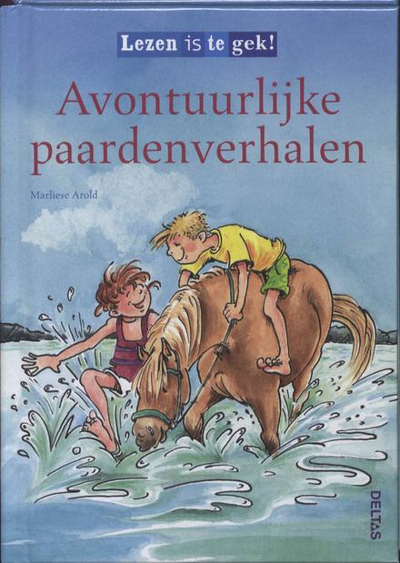 Avontuurlijke paardenverhalen