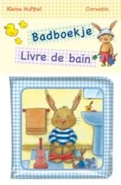 Kleine Huppel : badboekje
