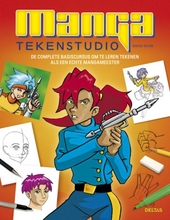 Manga tekenstudio : de complete basiscursus om te leren tekenen als een echte mangameester