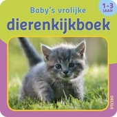 Baby's vrolijke dierenkijkboek