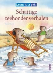 Schattige zeehondenverhalen