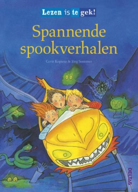 Spannende spookverhalen