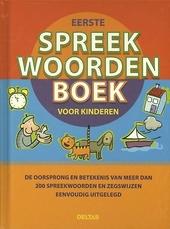 Eerste spreekwoordenboek voor kinderen