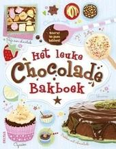 Het leuke chocolade bakboek