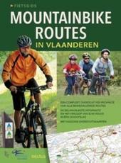 Mountainbikeroutes in Vlaanderen : fietsgids
