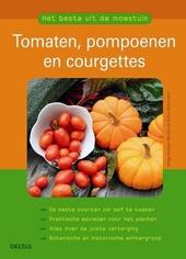 Tomaten, pompoenen en courgettes