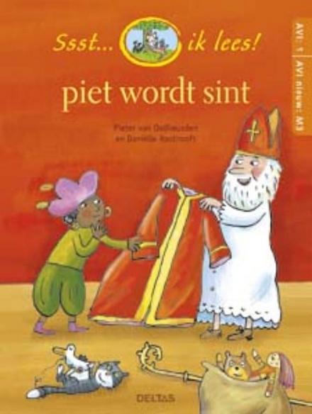 Piet wordt Sint