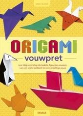 Origami : vouwpret