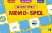 Ik leer lezen! : memo-spel