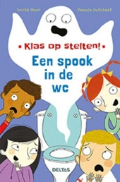 Een spook in de WC