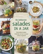 De lekkerste salades in a jar