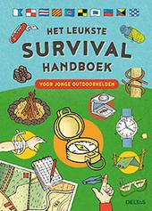Het leukste survivalhandboek voor jonge outdoorhelden