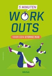5 minuten work-outs voor een sterke rug